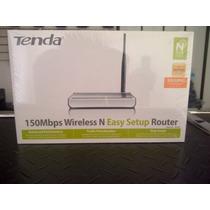 Router Tenda 1 Antena 150mbps 4lan W16r Full Alcance