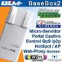 Mikrotik Blm Basebox2+ Hotspot Servers /ap+ 2 Flex-guide