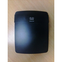 Router Cisco Linksys E1200 Wireless N 300mbps 2.4 Ghz