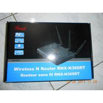 Router N300 Wi-fi Ieee 802.11b/11g /11n,rosewill Rnx/n360rt