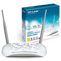 Modem Router 300mbps N Adsl2+ Tp-link Modelo Td-w8961nd