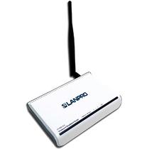 Router Wifi Lanpro Lp N24 150 Mbps 100 Mw Antena Desmontable
