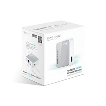 Router Tp-link Portable 3g/3.75 (tl-wr3020)
