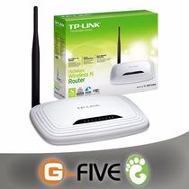 Router Tp-link 1 Antena Desmontable Tl-wr741nd 150mbps