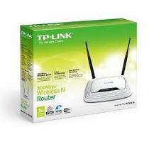 Router Tp-link Tl-wr841n 300mbps Doble Antena