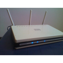 Router D Link Wireles Wifi 3 Antenas