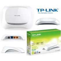 Router Inalambrico Tplink Tl-wr-720n 150mbps Lan 2 Rj45 Wifi