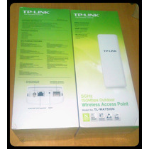 Tl-wa7510n Acces Point Tp-link Cpe Antena 15dbi 150mbps 5ghz