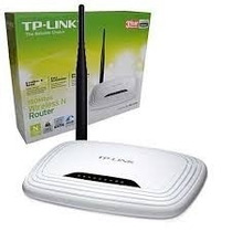 Router Inalambrico N Tp-link Tl-wr740n 150mbps Wifi Nuevo