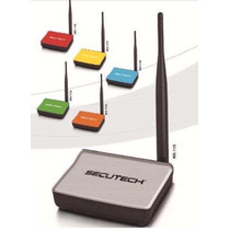 Router Inalambrico Secutech 3g