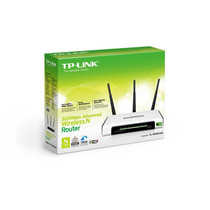 Router Inalambrico Tp Link Wr941nd 300 Mbps Wifi 3 Antenas.