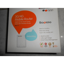 Router Sapido (brf71n) Inalámbrico N 3g / 4g Bam