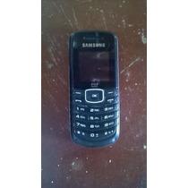 Telefono Samsung Gt-e1086l Chip Movistar Con Cargador Usado