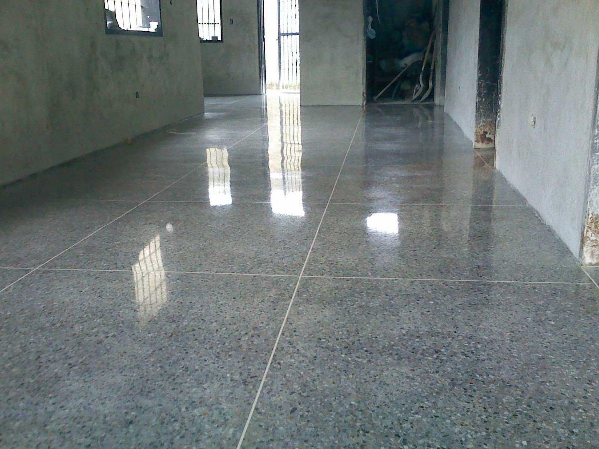 Se emplomizan y criztalizan pisos de granito y canto for Granito para pisos