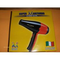 Secador Maxiturbo Profesional Italiano 27000 Rpm