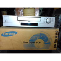 Grabadora Vhs Time Lapse Slv-960 Para Seguridad Y Vigilancia