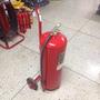 Extintor De Fuego 50 Lbs. Pqs Abc. Carretilla