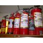 Extintor,co2, Polvo Quimico,agua,carretilla,map,fireline