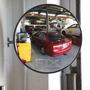 Espejos Convexos De Seguridad 60 Cm En Vidrio Brazo Aluminio