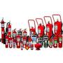 Extintores De Polvo Quimico Seco Pqs De 20 Libras