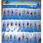 Señuelo De Pescar Tipo Cucharilla O Cuchara (5,5cm-6cm)