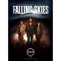 Serie Falling Skies Temporada 1 Bluray/dvd