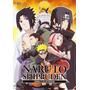 Naruto Shippuden Capítulos Del 01 Al 100 En 10 Dvd