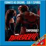 Serie Daredevil Temporada 2 Formato Original Hd