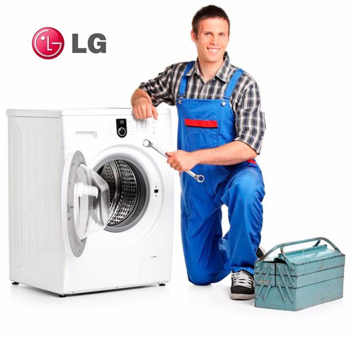 Servicio Técnico Autorizado Lg Lavadoras Y Secadoras