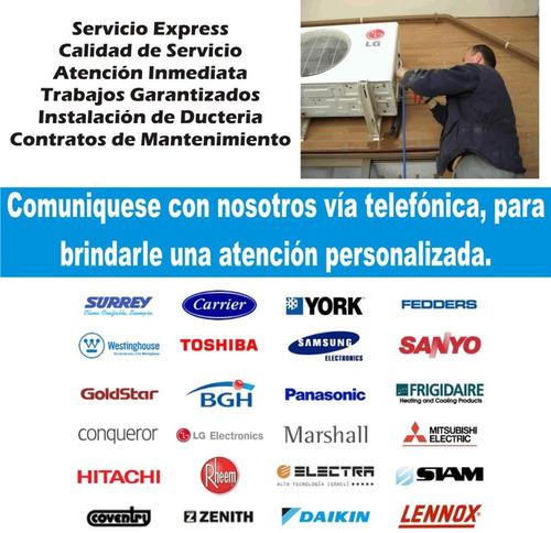 Servicio Tecnico De Aires Acondicionados A Domicilio