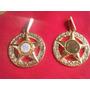 Medalllas 5 Puntas,diamantadas,botones,6to Grado.etc...