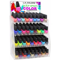 Esmaltes Pintura De Uñas Color Craze La Colors Importadas