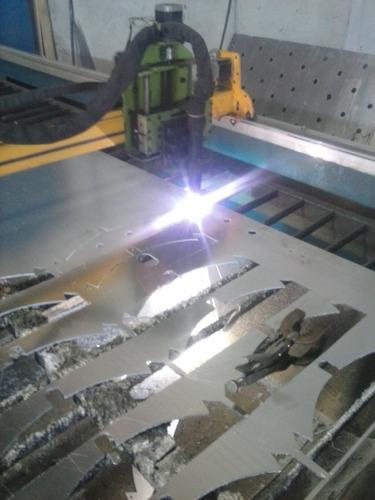 Sevicio De Corte Con Plasma Cnc, Cortes En Metal Cnc Plasma