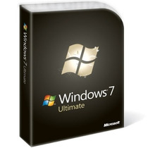 Licencia Windows7 Ultimate 32 Y 64 Bit Retail 100% Original
