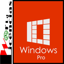 Windows 10 Pro Professional Licencia Original Para 3 Pc