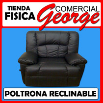 Poltrona Reclinable Mecedora Butaca ,comercial George