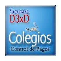 Sistema Administrativo D3xd Para Colegios