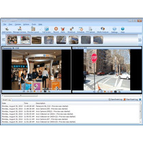 Monitoreo Vigilancia Cámaras Seguridad Ip Y Usb 12 Camaras