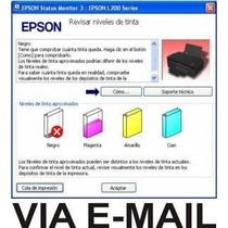 Reset Niveles D Tinta Elinina Error Impresoras Epson L200