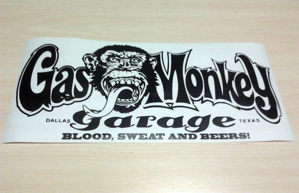 gas monkey garage source abuse report stickers gas monkey garage