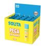 Pega De Barra Solita 15grs Caja De 20 Unid. Incluye Iva