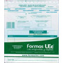 Forma Lec 800098-1 Comprobante Egreso Quimico X 25 Piezas