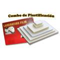 Combo De Plastificacion, Diferentes Tamaños Y Medidas