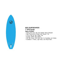 Tabla De Surf Nueva Bz, Ideal Para Aprender A Surfear, Foam