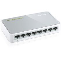 Switch 8 Puertos 10/100mbps Tp Link Tl-sf1008d Rj45