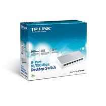 Switch Tp-link 8 Puertos 10/100 Tl Sf1008d