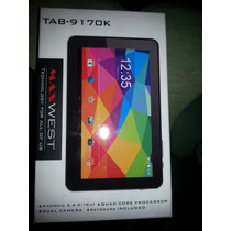 Tablet Android 4.4 Kitkat 9.7 Maxwest Lcd Touch Screen