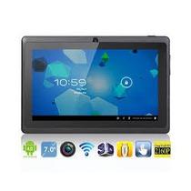 Tablet 7 Quad Core 8gb Android Con Estuche Teclado Wifi