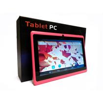 Tablet 7 Android 4.4, 4gb, Wifi, Dualcore. Somos Tienda.