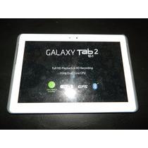 Vendo Excelente Tablet Samsung Galaxy Tab Ii Blanca Nueva